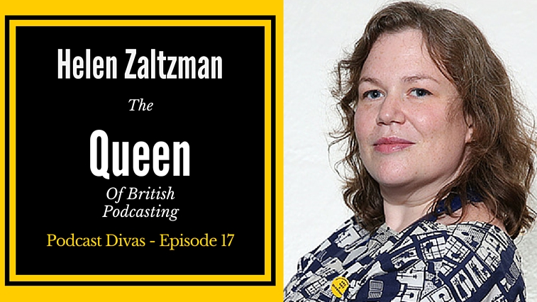 Helen Zaltzman - The Queen of British Podcasting